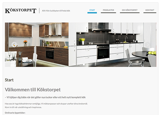 Kökstorpet - Zandelin Webb & Design